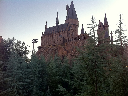 Wizarding World of Harry Potter Park to be Built at Universal Studios Hollywood